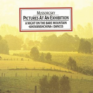 Image for 'Mussorgsky: Pictures At An Exhibition'