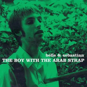 Image for 'The Boy With the Arab Strap'