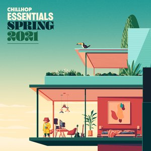 Image for 'Chillhop Essentials Spring 2021'