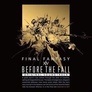 Image for 'BEFORE THE FALL: FINAL FANTASY XIV Original Soundtrack'
