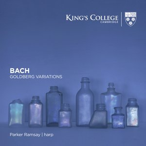 Image for 'Bach: Goldberg Variations (Arranged for Harp)'