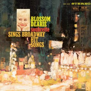 Image for 'Blossom Dearie, Soubrette: Sings Broadway Hits Songs'