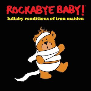 Image for 'Lullaby Renditions of Iron Maiden'