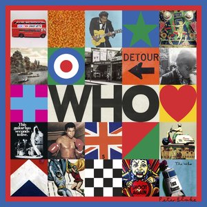 Image for 'WHO (Deluxe)'