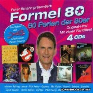 Bild für 'Formel 80 - 80 Perlen Der 80Er'