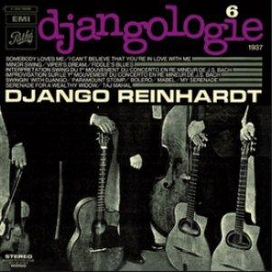 Image for 'Djangologie Vol6 / 1937'