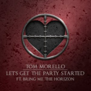 Image for 'Let's Get The Party Started (feat. Bring Me The Horizon)'
