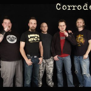 Image for 'Corroded'