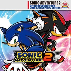 Image for 'SONIC ADVENTURE 2 Original Soundtrack 20th Anniversary Edition'