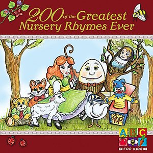 Bild für '200 Of The Greatest Nursery Rhymes Ever'