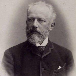 Image for 'Pyotr Ilyich Tchaikovsky'
