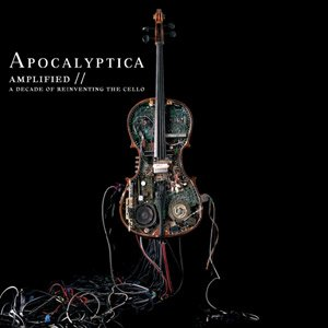 Image for 'Amplified // A Decade of Reinventing the Cello'