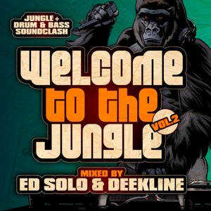 Image pour 'Welcome To the Jungle, Vol. 2: The Ultimate Jungle Cakes Drum & Bass Compilation'