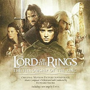 Image pour 'The Lord Of The Rings: The Fellowship Of The Ring (Original Motion Picture Soundtrack)'