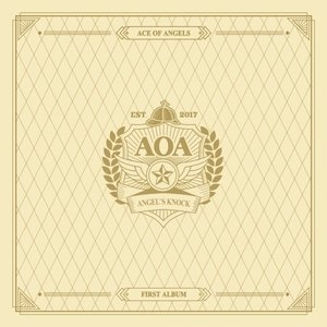 Image for 'AOA 1st Album ANGEL'S KNOCK'