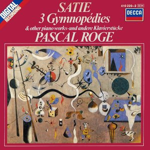 Image for '3 Gymnopédies & Other Piano Works (Pascal Rogé)'