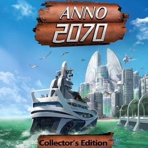 Image for 'Anno 2070 (Original Game Soundtrack) [Collector's Edition]'