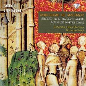 Zdjęcia dla 'Guillaume de Machaut - Sacred and Secular Music - CD1 - Messe de Nostre Dame'