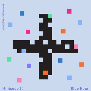 Image for 'minisode1 : Blue Hour'