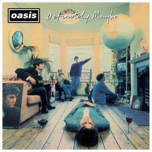 Image for 'Definitely Maybe (Remastered) [Deluxe Version]'