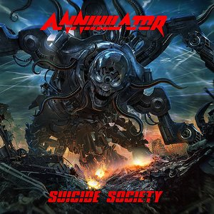 Image for 'Suicide Society'