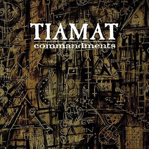 Image for 'Commandments - The Best of Tiamat'
