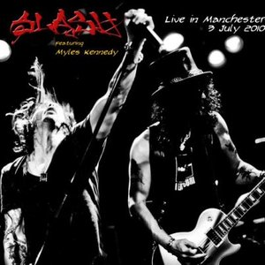 Image for 'Live in Manchester'