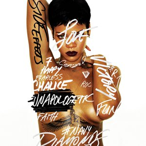 Image for 'Unapologetic'