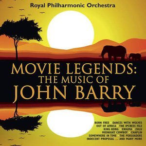 Image for 'Movie Legends: The Music of John Barry'