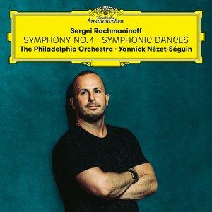 Image for 'Rachmaninoff: Symphony 1 + Symphonic Dances'