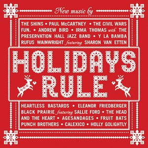 Image for 'Holidays Rule'