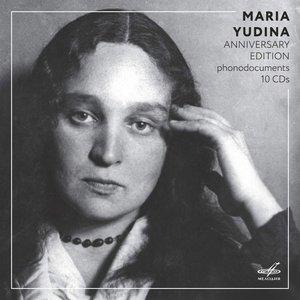 Изображение для 'Maria Yudina - Anniversary Edition - CD01 - Bach'