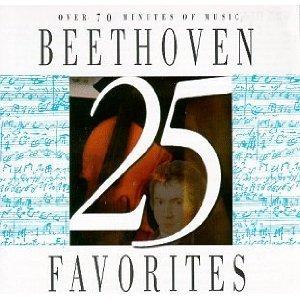 Imagen de '25 Beethoven Favorites'