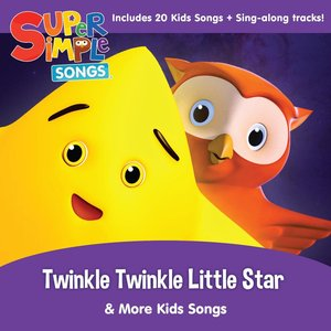 Image for 'Twinkle Twinkle Little Star & More Kids Songs'