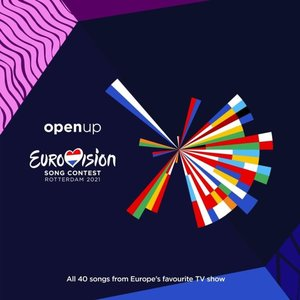Image for 'Eurovision Song Contest 2021 Rotterdam'