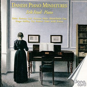 Image for 'Danish Golden Age Piano Miniatures'