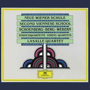 Immagine per 'LaSalle Quartet - Neue Wiener Schule'