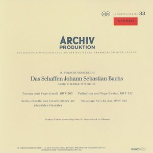 'Das Schaffen Johann Sebastian Bachs'の画像