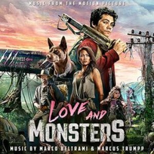Image for 'Love and Monsters (Music from the Motion Picture)'