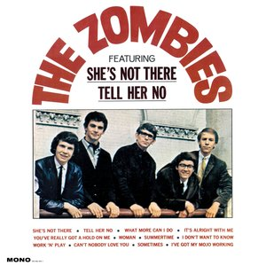 Image for 'The Zombies'