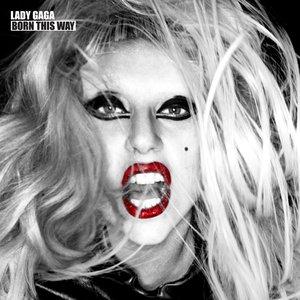 """Born This Way (Bonus Track Version)""的封面"