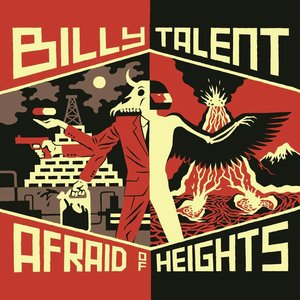 Image for 'Afraid of Heights'