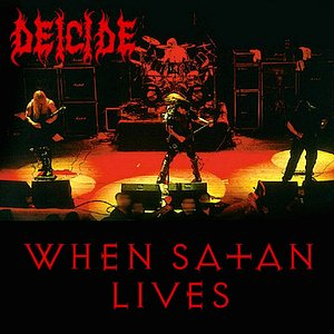 Image for 'When Satan Lives'