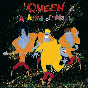 Image for 'A Kind Of Magic (2011 Remaster)'
