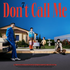 Image for 'Don't Call Me - The 7th Album'