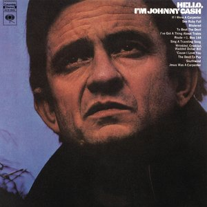 Image for 'Hello, I'm Johnny Cash'