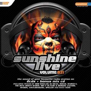 Image for 'Sunshine Live Vol. 21'