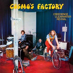 Image for 'Cosmo's Factory (40th Anniversary Edition)'