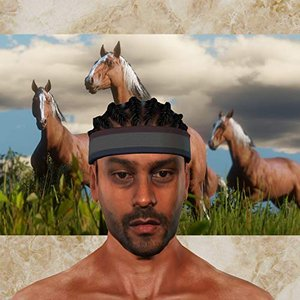 Bild für 'Broken Horses'