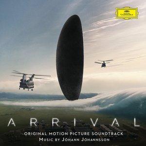 Image for 'Arrival: Original Motion Picture Soundtrack'
